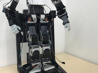 もうすぐ完成!!二足歩行ロボットKHR-3HV