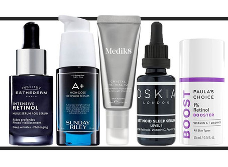 What does Retinol Do for your Skin?
