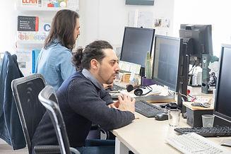 NRGmed_developer at work_Michele_Marco.j