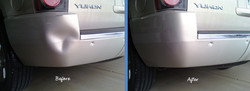 All New Again PDR before & after