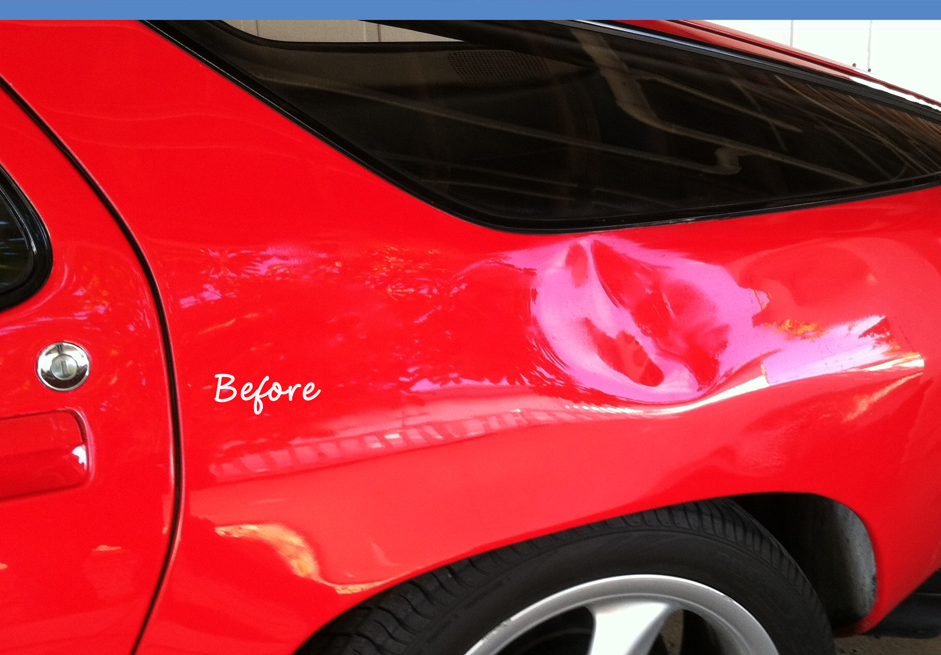 Sarasota Dent Repair pictures