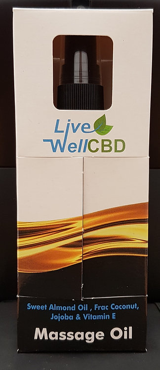 Live Well CBD Products