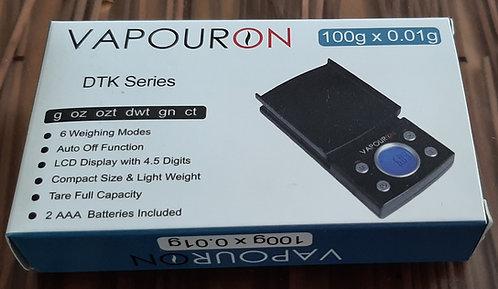 Vapouron DTK Scales