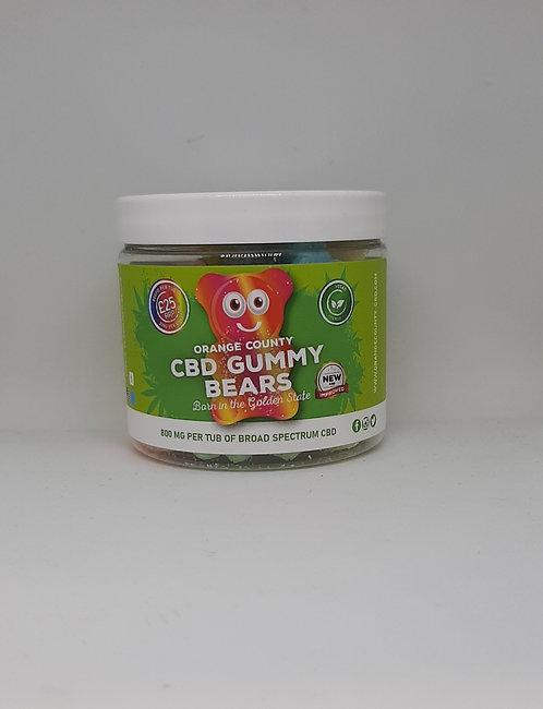 CBD Gummy Bears/Cherries/Bottles