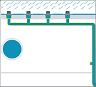 Druckströmungsentwässerung