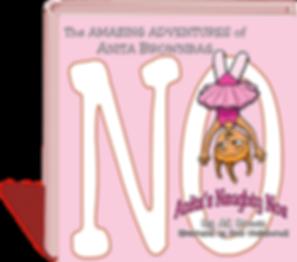 Anita Brownbag is naughty, Terrible twos, Naughty kids