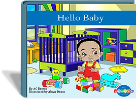 Baby Austin Chronicles, African American Babies, Black babies