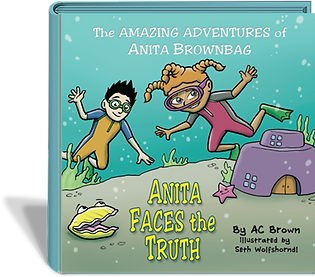 Anita Brownbag Faces the Truth, Kids who lie