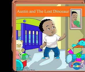 Baby Austin Chronicles The Lost Dinosaur