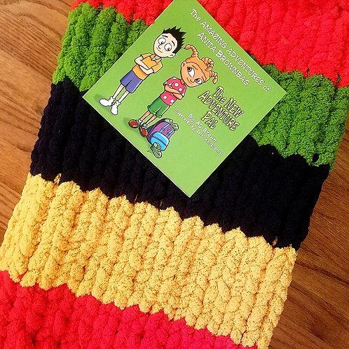 Bedtime Book & Blanket