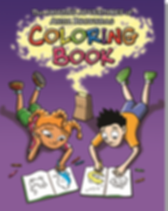 Anita Brownbag Activity Book, Adventure Pal Club