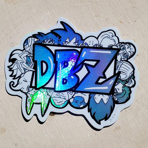 DBZ Holographic