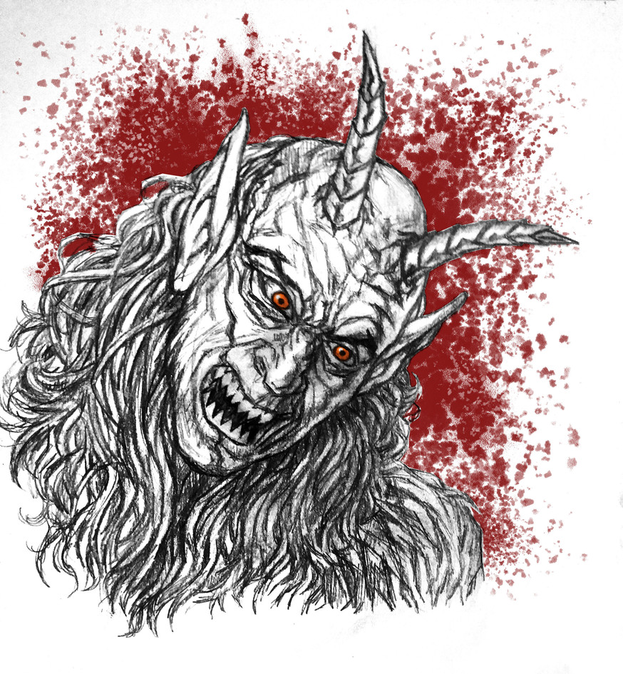 bLOODY kRAMPUS