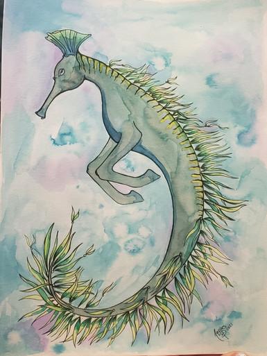 Seahorse kelpie