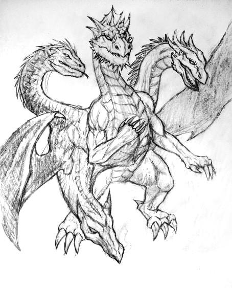 Dragonic Hydra