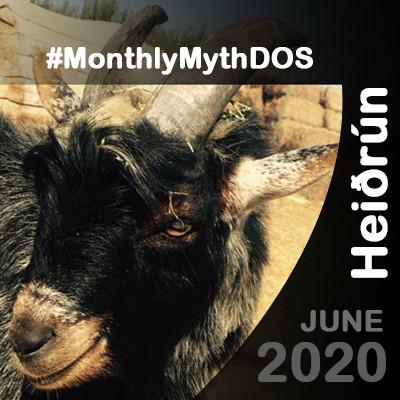 June Myth - Heiðrún