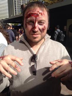 Zombie Crawl Event