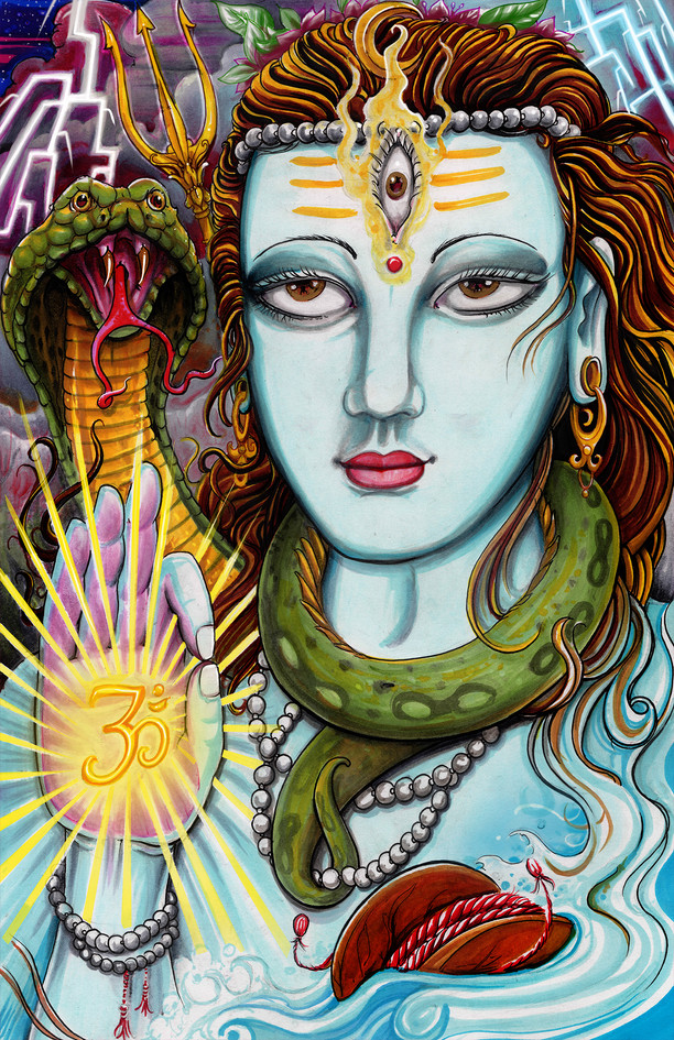 SHiva By spy Artvictim