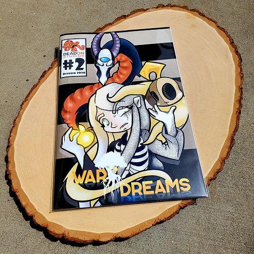 WarDreams Comic Issue 2