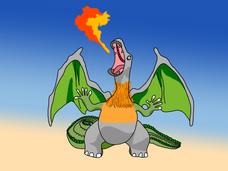 Ammit Dragon