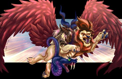 chimera w/ Wings