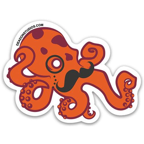 Octo Sticker