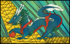 The Dragon Glass
