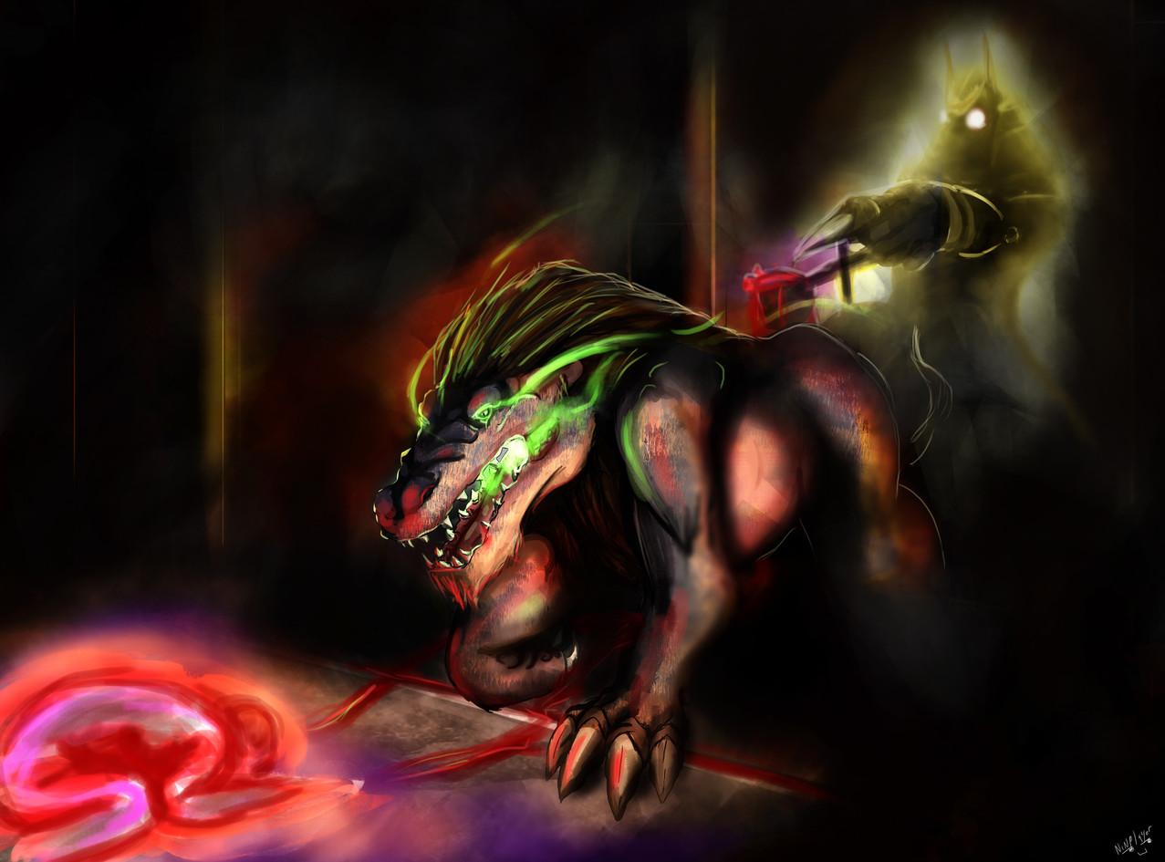 Ammitt Devourer of the wicked