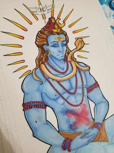 Shiva-WIP