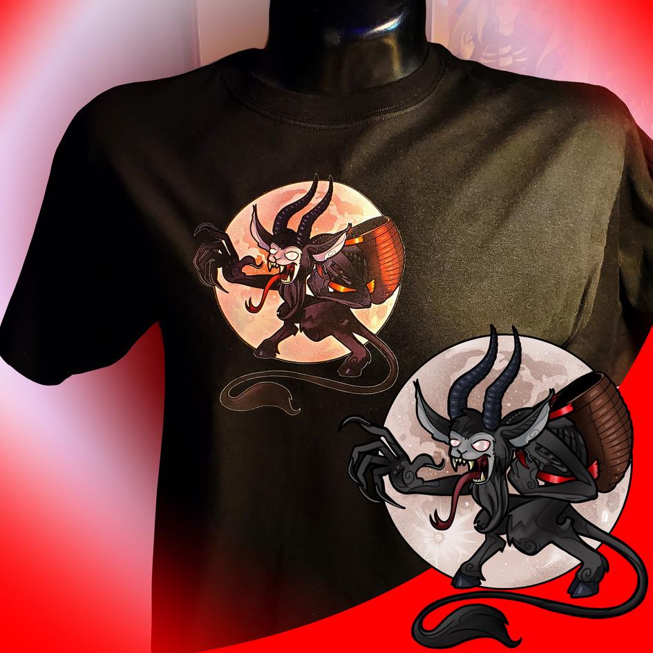 Krampus Tshirt