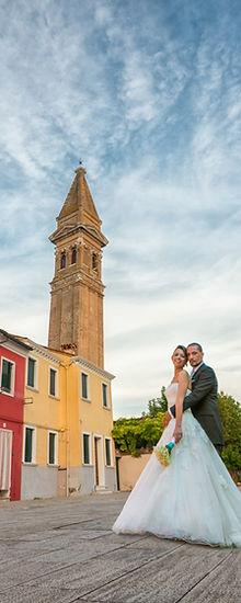 wedding a burano