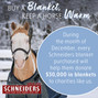 Buy A Blanket, Help Keep A Horse Warm