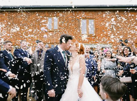 Rebecca & Scott // Apton Hall Wedding Photographer