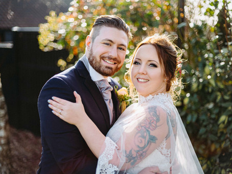 Hannah & Reece // Crondon Park Wedding Photographer