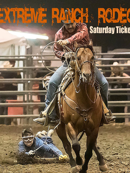 Saturday Rodeo Tickets