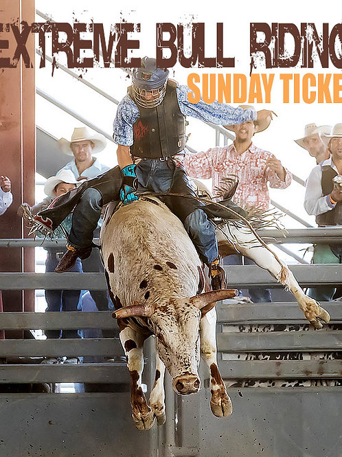 Sunday Rodeo Tickets