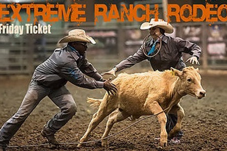 Friday Rodeo Tickets