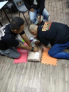 BFA + CPR/AED Course