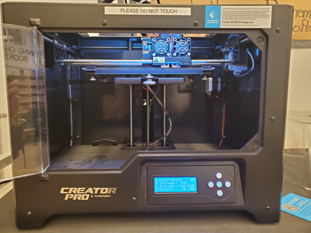 3D Printing at MRA!