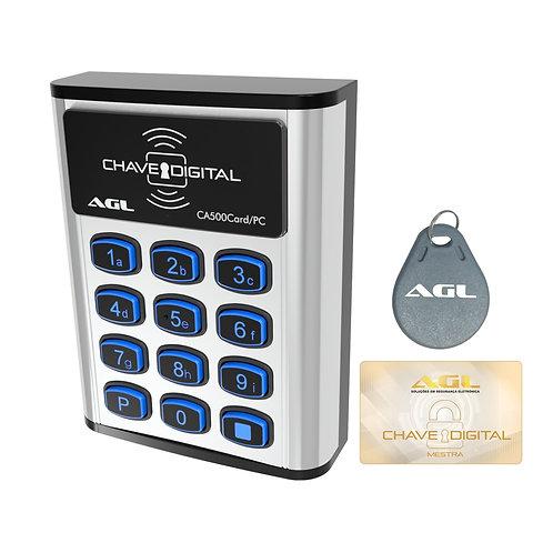 Controle de acesso CA500/Card - AGL