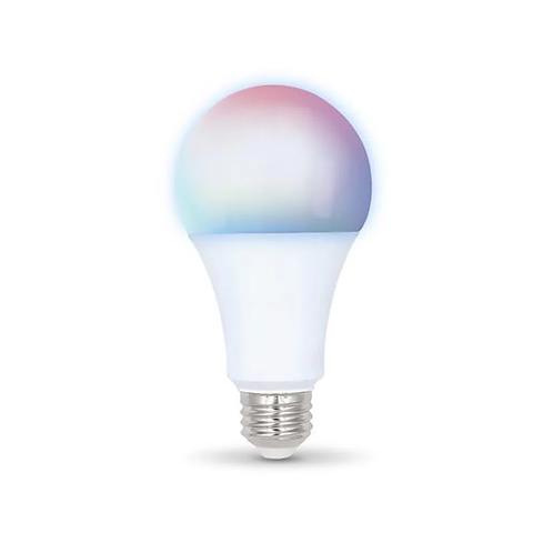 Lâmpada LED Inteligente Colorida Dimerizável Wi-Fi SE224 - Multilaser