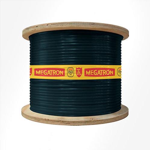Cabo de Rede Blindado Dupla Capa CAT5E - MEGATRON