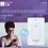 Thumbnail: Interruptor Inteligente 1 Tecla Wi-Fi SE235 - Multilaser