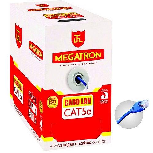 Cabo Lan Cat5e - Megatron