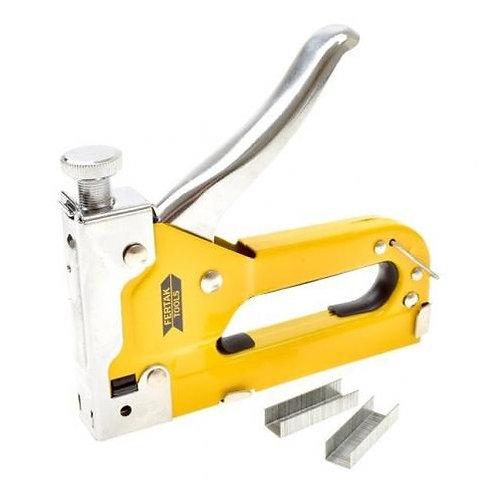 Grampeador Profissional 4 à 14mm - Fertak Tools