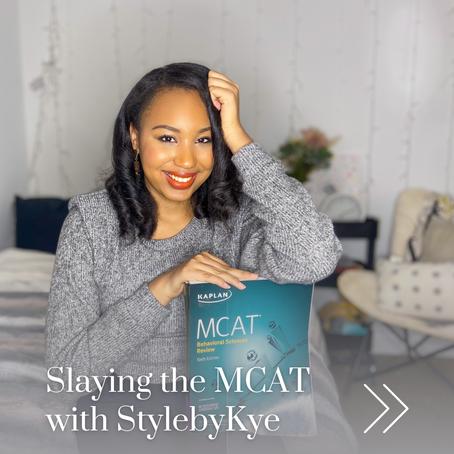 Slaying the MCAT Part 1 - MCAT Basics