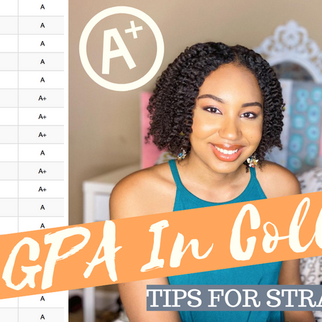 4.0 GPA in College | 10 Tips for Straight A's