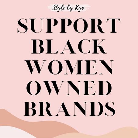 Black Women Brands Spotlight