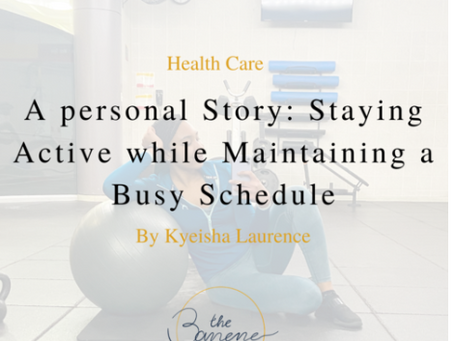 Staying Active With a Busy Schedule