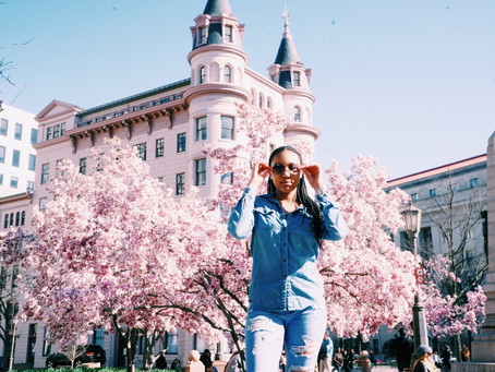 DC, Pics & Cherry Blossoms